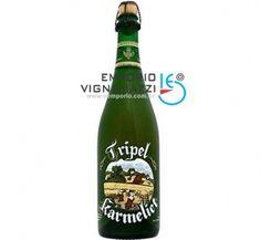 Foto Cerveja Belga Tripel Karmeliet 750ml