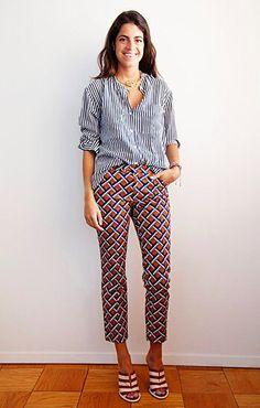 Очень хочется таких брюк с разными принтами, но не нашла пока