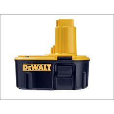 The Dewalt DE9502 NiMh Battery Pack 14v 2.6Ah is a lightweight design with excellent electrical characteristics. This top quality battery pack offers a fast recharge giving extended battery life for those big projects.   L029174