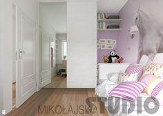pokój róż - zdjęcie od MIKOŁAJSKAstudio - Pokój dziecka - Styl Glamour - MIKOŁAJSKAstudio