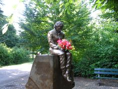 Statue of AYRTON SENNA in Imola, San Marino. www.yourafterlife.com facilitates the online monument of your life. Your online monument will be accessible for you, your loved ones and generations to come in a secured and closed platform now, everywhere, always and for eternity.