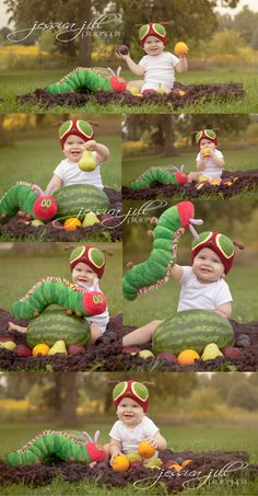 The Very Hungry Caterpillar Photography Jessica Jill Photography: The Very Hungry... Benjamin!