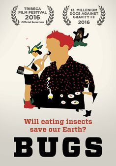 Bugs — This new documentary follows researchers from the Nordic Food Lab, an offshoot of celebrated Danish restaurant NOMA,  as they travel the world learning about the use of insects as a foodstuff. Rather than exploiting the gross-out angle, the film addresses the conflict between treating insects as a culturally specific delicacy versus an insipid but potentially lucrative substitute for mass-market factory-produced ingredients. Entertaining and thought-provoking in equal measure.