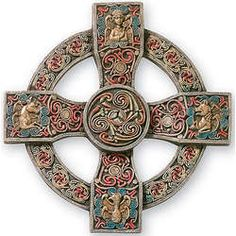Book of Kells Cross