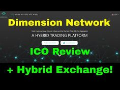 Dimensions Network | Hybrid Trading Platform Exchange! | $STK  e are building the next generation of Cryptocurrency trading platforms. Our platform will support standard coin pairs Options Futures Contracts Exchange Aggregator and much more. We anticipate a great interest in these new derivatives and a substantial return on investment. Moving forward we expand our services onto a decentralized network and offer our users cryptographically secure derivative trading and eventually a real-time…