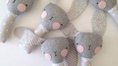 Muñecas de trapo bonitas hechas a mano - DecoPeques