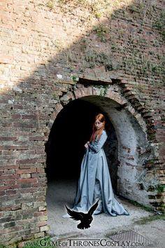 Captive Sansa by CalamityJade.deviantart.com on @deviantART