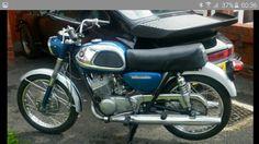1969 suzuki t20 super six