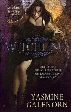 My #1 Favorite series to read over and over again. Each book revolves through each of the three sisters and their part in the battle. Love, life and a growing family of Fae growing together as they fight for the balance.