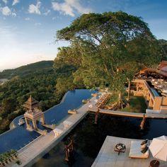 The beautiful Pimalai Resort in Koh Lanta, Thailand