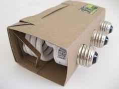 Light Bulb Packaging - Tyler Boddy Design