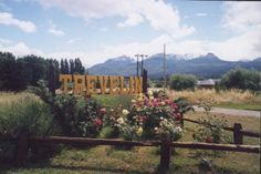 Trevelin, in Chubut, Argentina