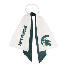 Michigan State Spartans NCAA Ponytail Holder