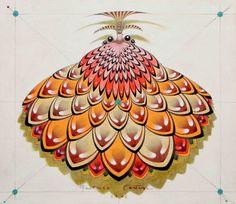 """""""Angel+butterfly"""".+Dipinto+ad+olio+originale.+di+dipinti+e+disegni+di+Federico+Cortese+-+pezzi+unici+ed+originali+su+DaWanda.com"""