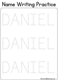 Custom Name Tracing Worksheet Name Writing Practice, Sign In Sheet Template, Name Tracing Worksheets, Second Semester, Letter Formation, Homeschool, Encouragement, Printables, Names