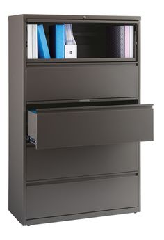 hirsh soho 3 drawer file cabinet in charcoal on hirsh file cabinets 3 Drawer File Cabinet, Drawer Unit, Drawer Organisers, Filing Cabinet, Binder Storage, Paper Storage, Locker Storage, Office Furniture, Cool Furniture
