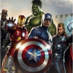 Avengers!!!