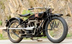 A rare 1926 Excelsior Super X Super Sport. This bike was souped up by Crocker Guru, Elmo Looper in the 1940's. He also added a Crocker recirculating oil pump to the motors total loss system, pretty damn clever!