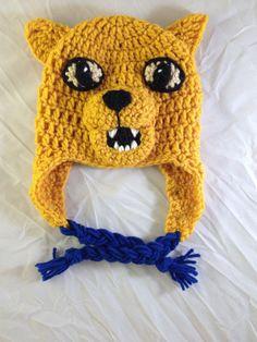 Pitt Panther Crochet Hat by HandmadeByHollyRose on Etsy a189f2815b9