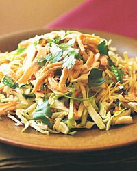 Vietnamese Cabbage-And-Chicken Salad Recipe from Food & Wine