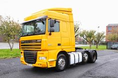 Webmanagement Consultants: DAF 6X2 TRACTOR UNIT 105XF-460 2008 SPACE CAB MID ...