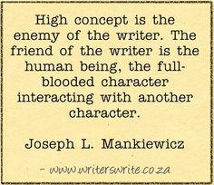 Quotable - Joseph L. Mankiewicz