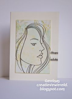 Gerrina's Creatieve Wereld: CaS op zaterdag 46 / CAS on saterday 46
