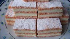 Prăjitură de post cu bulion şi griş, foarte gustoasă si usor de făcut Vegan Desserts, Cornbread, Vanilla Cake, Deserts, Food And Drink, Cooking, Ethnic Recipes, Sweets, Kuchen