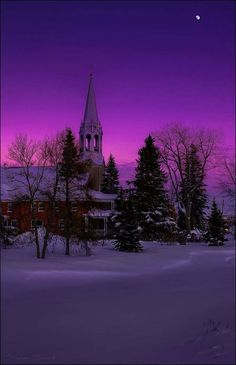 La Sarre, crédit photo Stéphan Savard Winter Songs, Winter Time, La Sarre, Yearning, Winter Christmas, All Over The World, Scenery, Canada, Snow