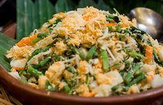Resep Dan Cara Membuat Urap Sayur Lezat dan Mudah