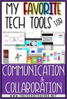 My Favorite Tech Tools for Communication and Collaboration