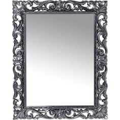 Mirror Secolo Chrome 82x102 - KARE Design