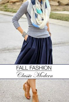 Today is part 2 of  6 part fall fashion series. Classic Modern is for women who love classic style with a modern twist. Are you classic modern?