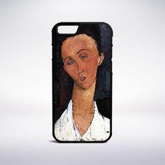 Amedeo Modigliani - Lunia Czechowska Phone Case – Muse Phone Cases