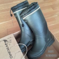 Anders The Wanderer: Diggin my new boots