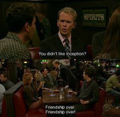 How I met your mother - bet you can't guess what I'm watching :)