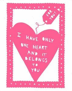 to my husband and my children <3