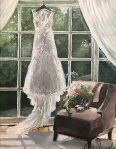 Some of my favorite wedding 2019 paintings. Work in progress. Katie and Brandon. Wedding Painting, Wedding Art, Luxury Wedding, Wedding Reception, Southern Bride, Southern Weddings, Unique Weddings, Georgia Wedding Venues, Atlanta Wedding