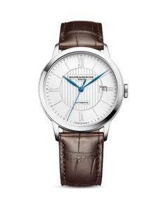Baume & Mercier Classima Watch, 40mm   Bloomingdale's