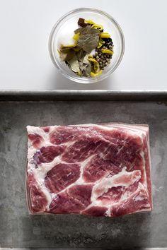 Cantonese Style Roast Pork Belly