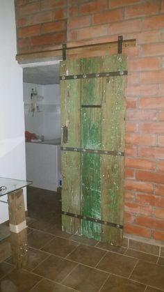 Slide door 2