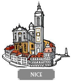 Nice - boardgame Pélotone1903 Board Games, Nice, Tabletop Games, Nice France, Table Games