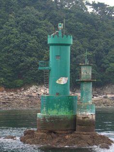 Ijakdo lighthouse [? - Ijak Island, Jawol Township, Ongjin Islands, South Korea]
