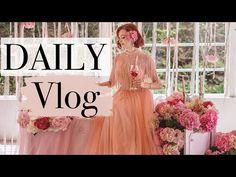Daily vlog | Rochii de basm, aranjamente florale si peisaje superbe in Alba Iulia si Cugir ❤️ - YouTube Bridesmaid Dresses, Prom Dresses, Formal Dresses, Wedding Dresses, Floral, Fashion, Bridesmade Dresses, Dresses For Formal, Bride Dresses