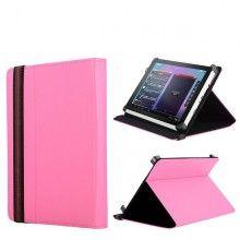 Funda Tablet 8 Pulgadas - Función Stand con Cierre - Rosa  € 9,99
