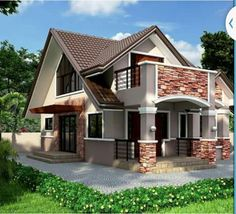 20 Photos Of Small Beautiful And Cute Bungalow House Design Ideal For  Philippines This Article Is Filed Under: Small Cottage Designs, Small Home  Design, ...