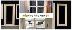 Kronfönster Premium har ett positivt energivärde. Det innebär att dörren för det första är bra isolerat, den är till och med så bra isolerat att den under ett år, släpper in mer värme från solen, än vad det släpper igenom sig genom värmeförlust från huset. Den släpper alltså in mer energi än det släpper ifrån sig. U-värdet på Premium med 3 glas U-0.5 är 0.8 på hela dörrkonstruktionen. http://www.kronfonster.se/