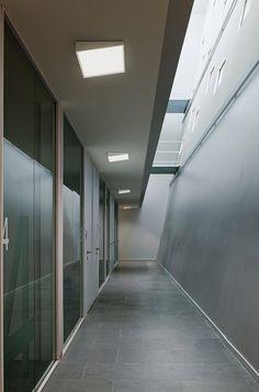 Plus ceiling lamp designed by X. Claramunt & M. de Mas. http://www.vibia.com/en/lamps/show/id/06056/ceiling_lamps_plus_0605_design_by_x_claramunt_and_m_de_mas.html?utm_source=pinterest&utm_medium=organic&utm_campaign=skylights&utm_content=plus
