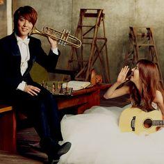 YongSeo <3 Jung Yong Hwa ♡ #Kdrama #Kpop