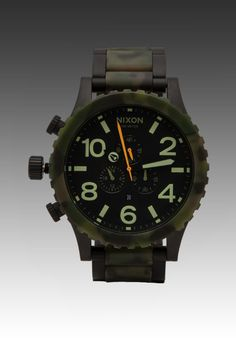 Military Style Watch....